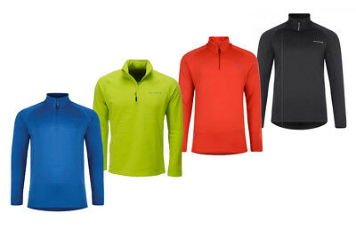 Dare2b Fuseline II Mens Half Zip Stretch Mid Layer Softshell Jacket