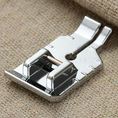 "1.7cm*3cm Domestic Sewing Machine 1/4"" Quilting Presser Foot Feet For Brother"
