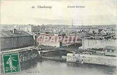 CPA Cherbourg Arsenal Maritime