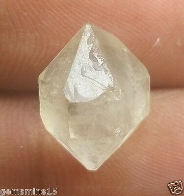 5.86 CT HERKIMER DIAMOND 100% Natural CERTIFIED FANTASTIC Quality  Gemstone