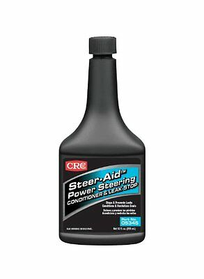 Crc 5345 Steer-Aid Power Steering Conditioner And Leak Stop, 12 Fl Oz