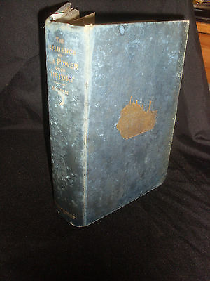 The Influence Of Sea Power Upon History by Captain A.T. Mahan 1st Ed. Hb.1890