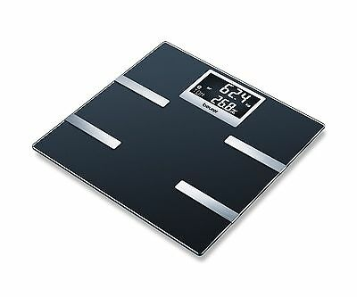 Beurer Bf700 Diagnostic Bathroom Scales With Beurer Connected