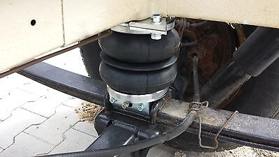 AIR SUSPENSION KIT with 12V Compressor - Citroen RELAY, Motorhome, Recovery