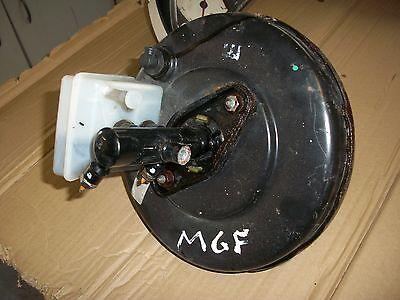 MGF TF Brake Servo And Master Cylinder