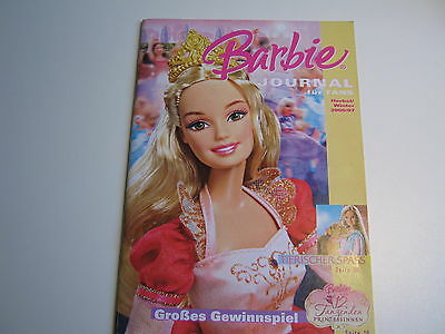 Barbie Journal Herbst/Winter 2006/7