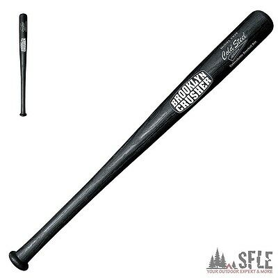 Cold Steel Brooklyn Crusher, kompakter 29 Zoll Baseball-Schlager,strapazierfahig