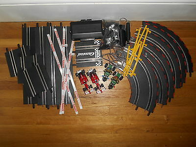 CARRERA GO SLOT CAR Lot Ferrari's TMNT Tracks Accessories More