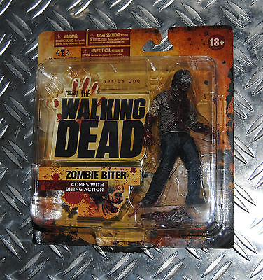 The Walking Dead TV Serie 1, Biter / Beißer , Actionfigur McFarlane SELTEN