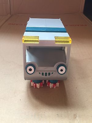 Bob The Builder Friction Toy Bristle Road Sweeper