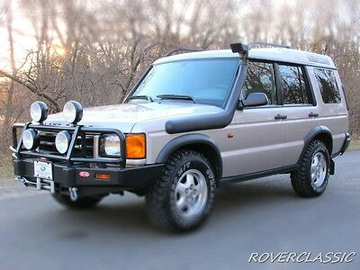 2000 Land Rover Discovery S 2000 LAND ROVER DISCOVERY II ... OFF-ROAD READY ... Snorkel, ARB bumper, Winch