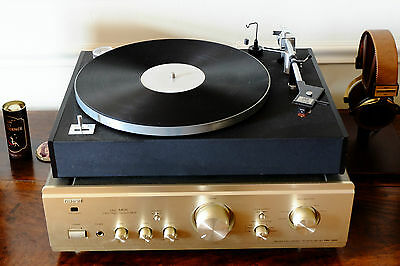 Rare platine vinyle ERA 1500 high end vintage + Jelco 9