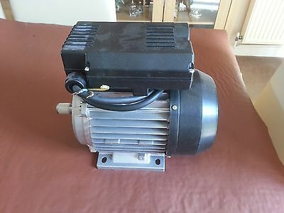3HP Compressor Motor 2.2KW 2800rpm 2 Pole 19mm Shaft 80 Frame