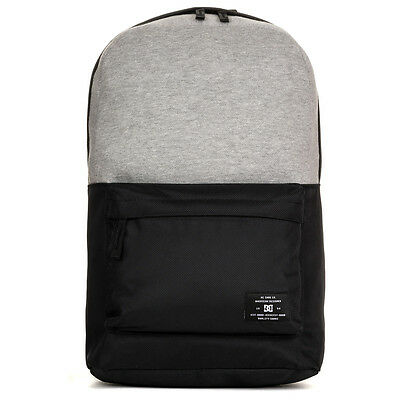 DC Bunker Fabrics 18.5L Backpack Heather Grey