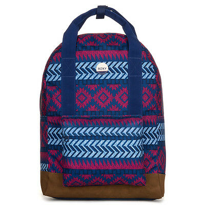 Roxy By My Side Women's Backpack Outlands Palace Blue