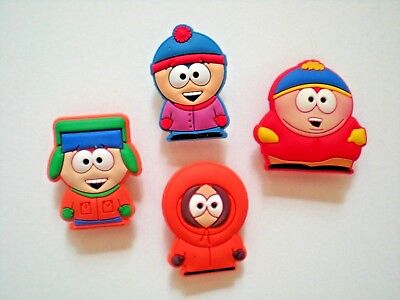 Garden Shoe Hole Button Plug Lace Adapter Charm Accessories WristBand SouthPark