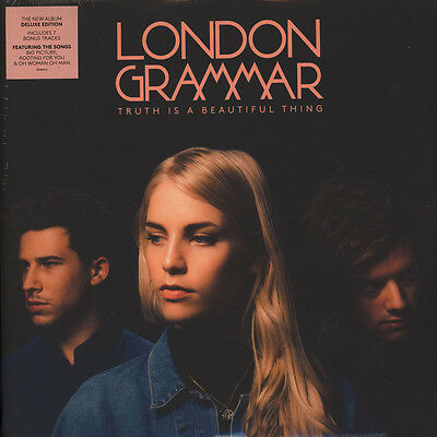 London Grammar - Truth Is A Beautiful Thing - Deluxe Edition 2 x LP - New Sealed