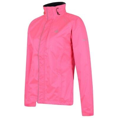 Dare2b Verticity Womens Waterproof Breathable Running Cycling Jacket Pink