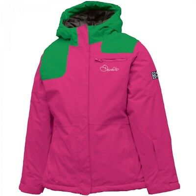 Dare2b Miss Behave Girls Waterproof Breathable Insulated Ski Jacket