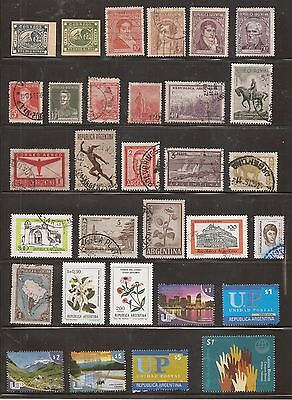 Argentina  -  Lot Of Stamps