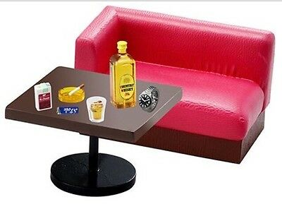 NEW Re-ment Saloon Puchi New In Box Miniature Dollhouse 1/6