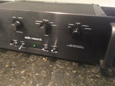 Audio Research Model Ls-1 Audiophile Pre Amplifier Linestage Tube