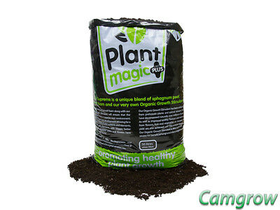 Plant Magic Plus Supreme Organic Growth Soil 50 Litres