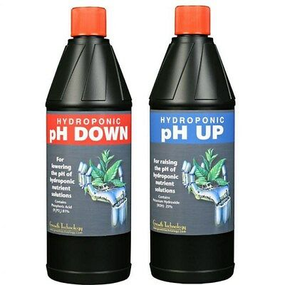 Ph Up And Ph Down 250Ml Bottle Pack Hydroponics