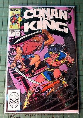 Conan The King #52 Marvel Copper age Comic CB1015