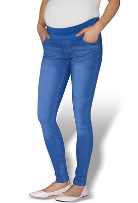 NEW LOOK Skinny Under Bump Maternity Jeans, Pregnancy Denims 8 10 12 14 16 18 20
