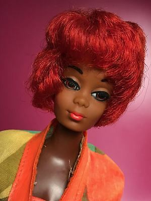 Vtg '70 2nd Issue Hair Talking CHRISTIE #1126 Doll & Original Swimsuit - TALKS!!
