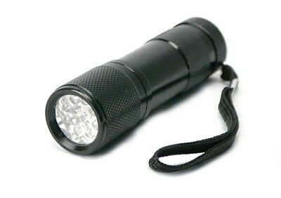 Active Eye LED Flash Light Green Lamps - See, but keep your plants in the dark!