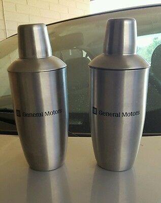 Stainless-Steel Cocktail Shaker, 16 oz. - Set of 2