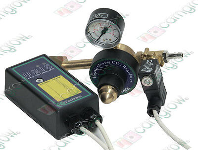 Ecotechnics UNIS CO2 Controller and Regulator Combo Complete