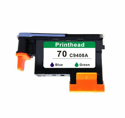 HP 70 Blue/Green C4908A Printhead for HP Designjet Z3100 Z3200