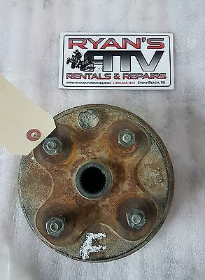 Right Front Brake Drum 1997 Big Bear 350