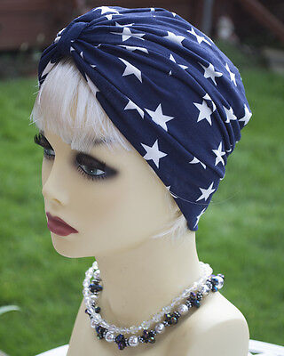 Vintage Inspired 1940s  Land Girls Style Turban /Hat