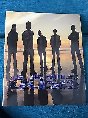 Oasis Official Bolton Stadium Gig Program. In great original condition.