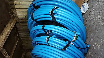 MDPE Blue Water Pipe 63mm x 50 meters
