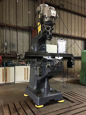 Victor 3 Hp Milling Machine