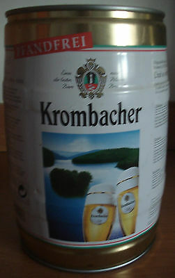 Krombacher Pils  5l Fass, lee / GALLON