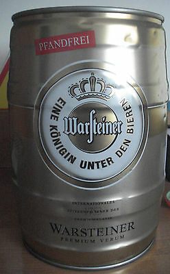 Warfteiner  5l Fass, leer / GALLON