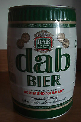 Dab beer 5l Fass, lee / GALLON