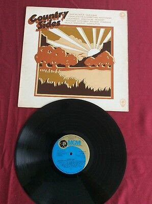 Country Sides 12in LP Vinyl Record Excellent Condition