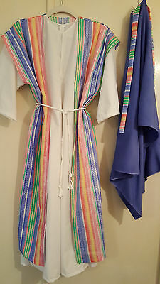 Biblical Costume for Bible Dramas, Nativity Scenes, Made in USA, Kid's size