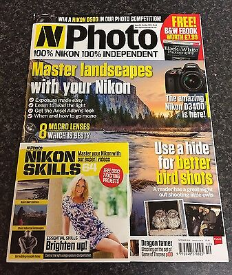 N Photo Magazine Issue No 64 October 2016 100% Nikon 100% Independent
