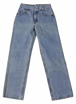 NEW VTG 90s LEVIS 501 Slim Fit JEANS Girls 9 Slim Tag Stonewash Denim Deadstock!