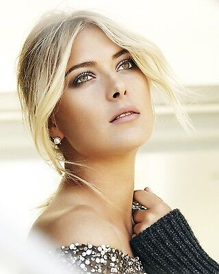 Maria Sharapova 8x10 Beautiful Photo #9