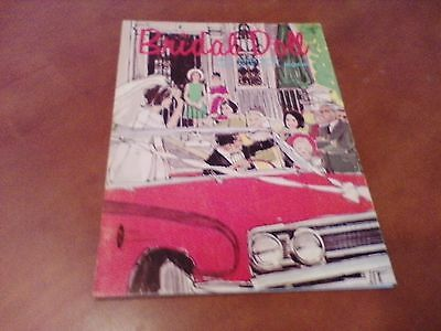1964 Watkins Strathmore Co. Bridal Dolls Boy and Girl Cut Out Doll Book UNUSED