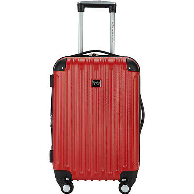 "Travelers Club Luggage Madison 20"" 2-in-1  Hardside Hardside Carry-On NEW"